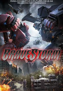 BraveStorm - HDRip Dual Áudio