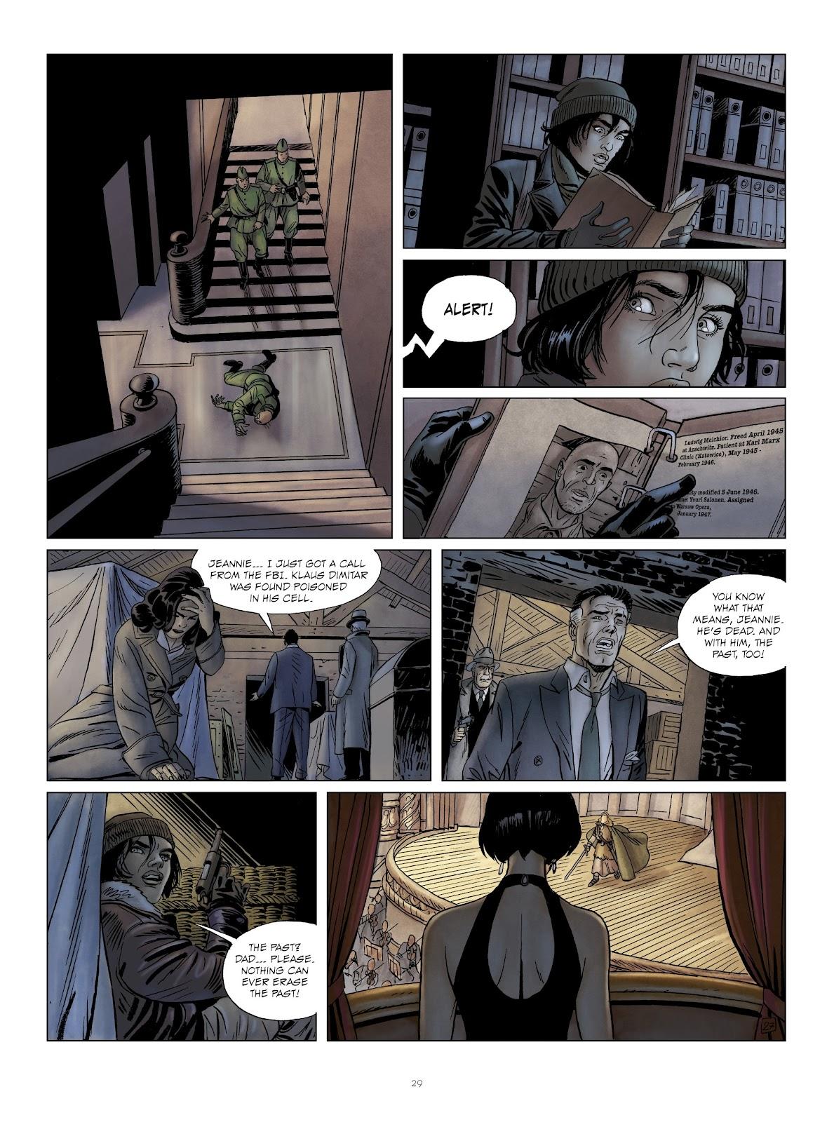 Read online Sherman comic -  Issue #6 - 29