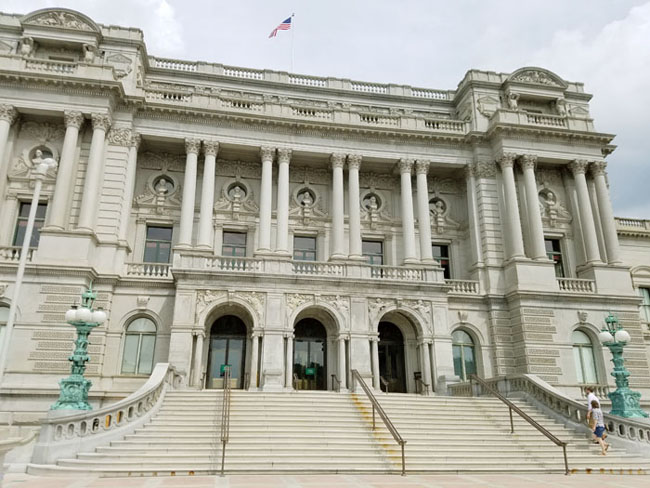 Independence avenue - Library of Congress