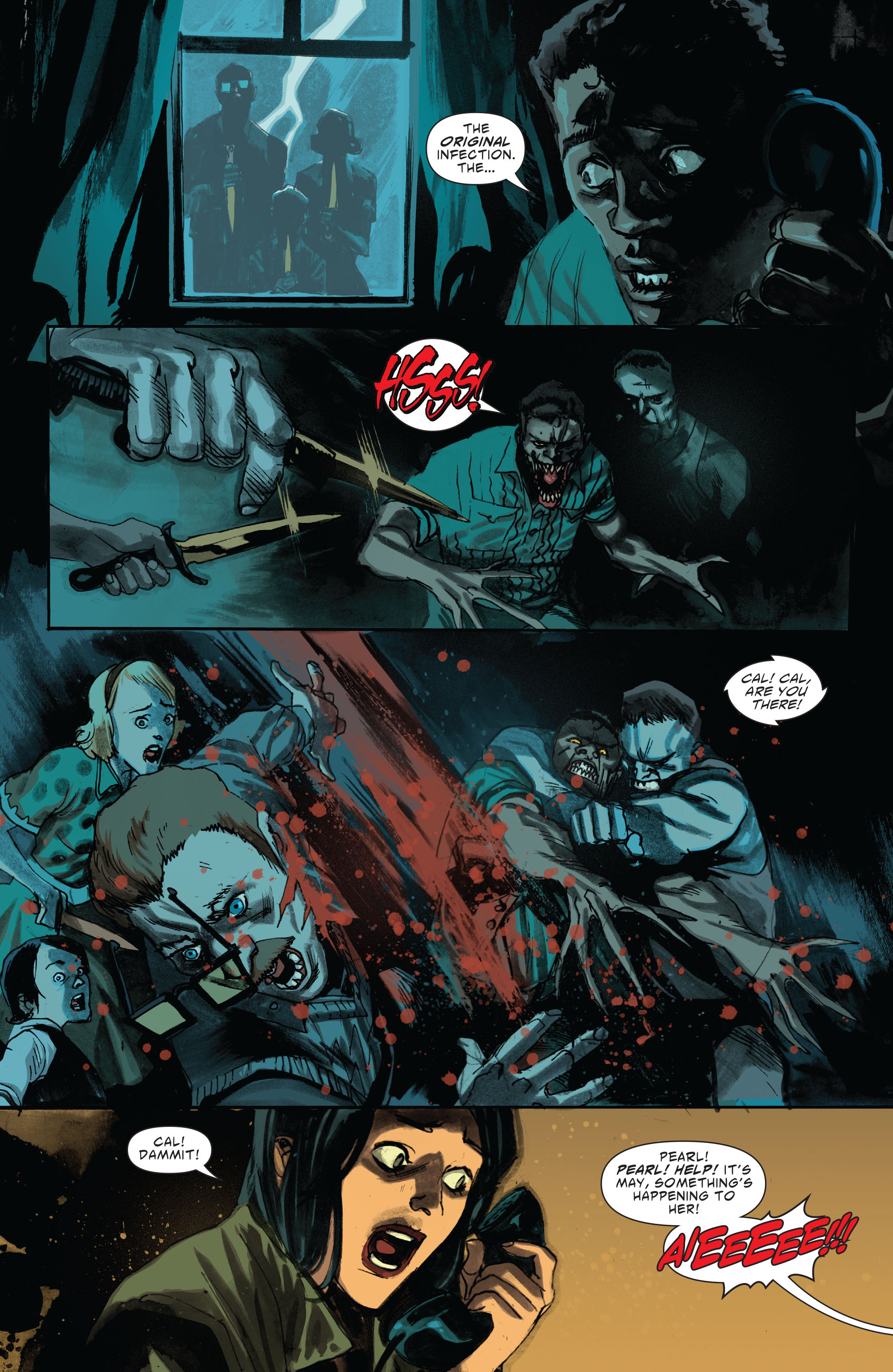Read online American Vampire: Second Cycle comic -  Issue #2 - 19