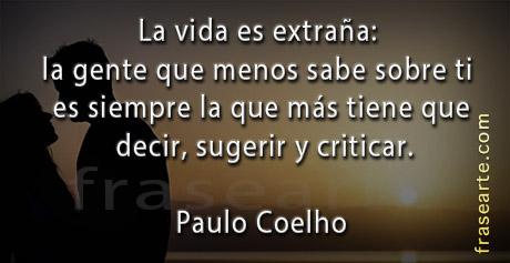 Frases Para La Vida Paulo Coelho Frases Para La Vida Paulo Coelho