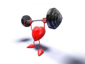 2. Membuat hati Anda lebih kuat dan mencegah stroke.