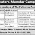 The Educators System (Alamdar Campus) Quetta Jobs