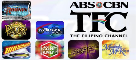 TFC: The Filipino Channel WEBSITE – Watch ABS-CBN Shows Online