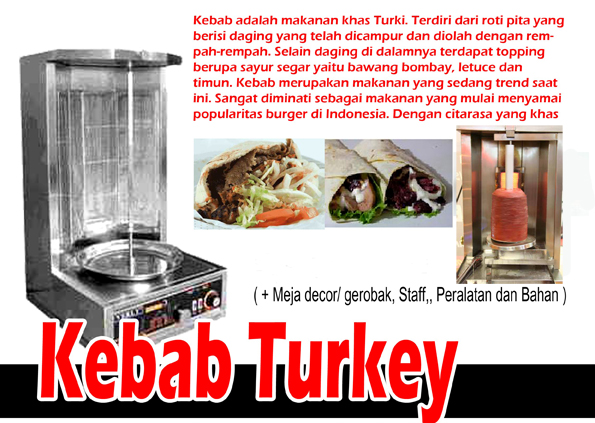 Kebab Turkey