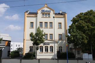 ehemaliges Hotel Hochstein am Bayrischen Platz
