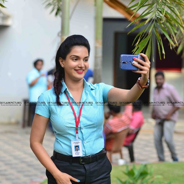 Honey Rose latest photos from Chunkz Movie Location