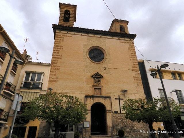Iglesia de San José, Plaza de la Corredera, Cazorla, Jaén, Andalucía