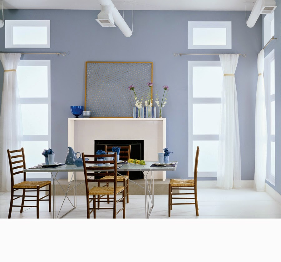 Memilih Kombinasi Warna Cat Rumah Minimalis  Desainrumahnyacom