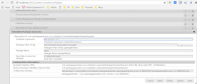 AEM-package-generator-scheduler