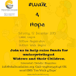 #Walk4Hope #CBAFoundation #December2015Charity...Be part of it and show you care ! It's time to represent with your Time & Donation.