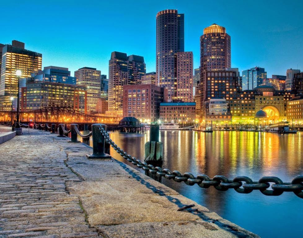 Best Restaurants With A View In Boston