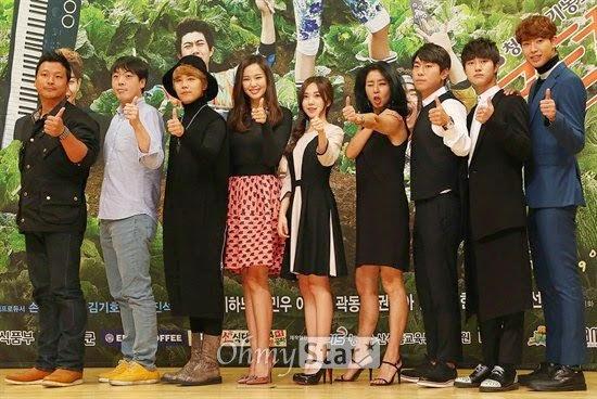 'Modern Farmer' with Lee Hongki, Park MinWoo, & AOA Mina ...  Modern