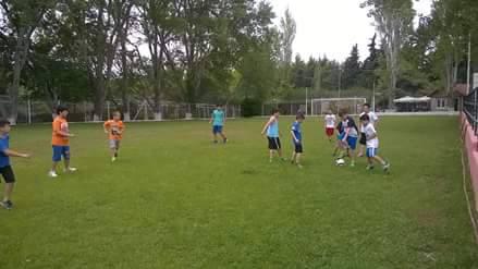 Ποδόσφαιρο μαζορέτα κανόνες ραντεβού