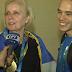 Συγκινητικές στιγμές με τον «χρυσό» Λευτέρη Πετρούνια και τη μητέρα του (video+photos)