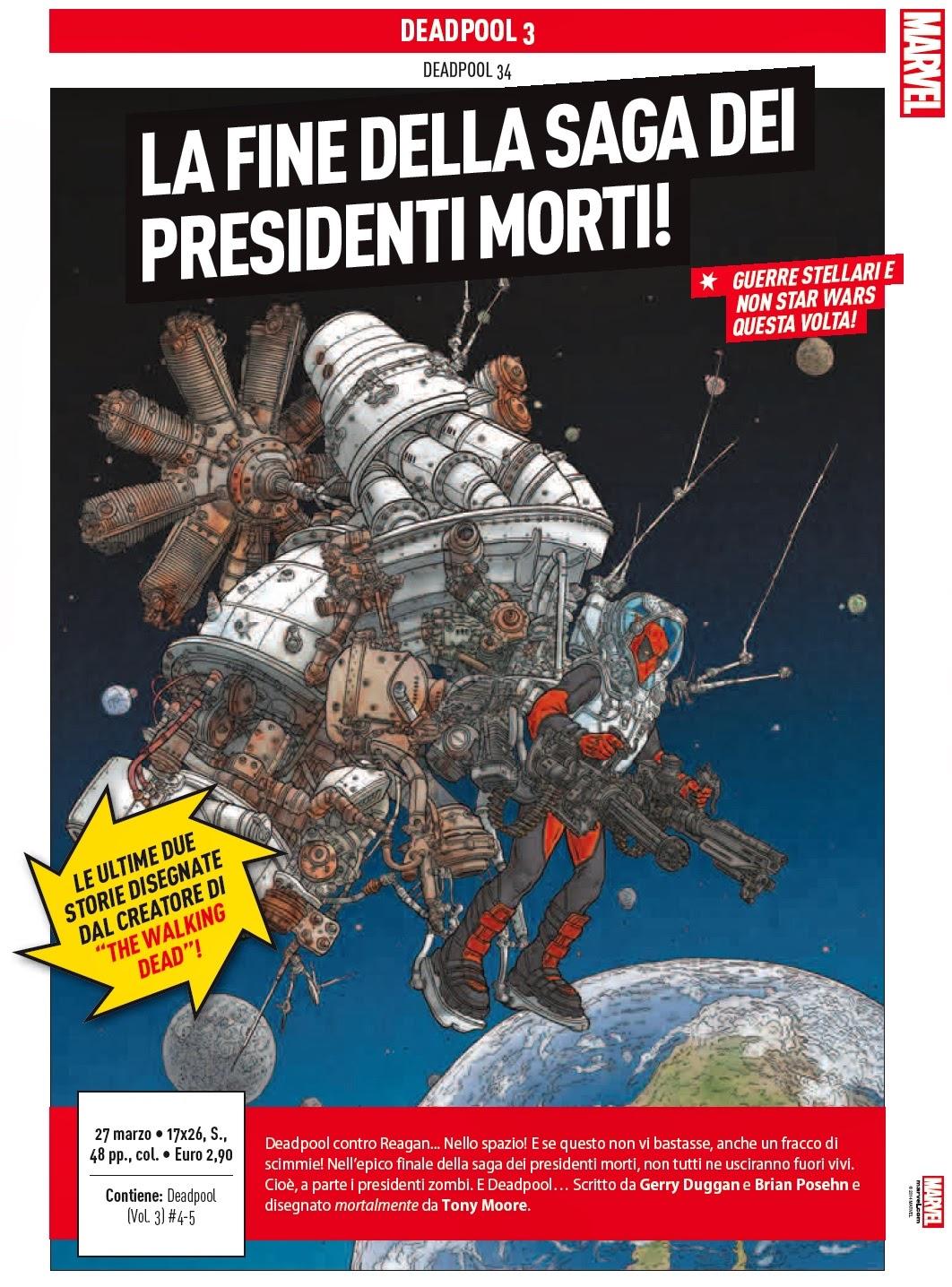 Deadpool  #3-34 (Marvel - Panini)