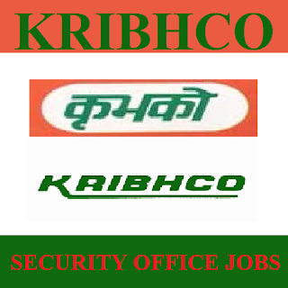 Krishak Bharati Cooperative Ltd, KRIBHCO, Security Officer, Graduation, Gujarat, freejobalert, Sarkari Naukri, Latest Jobs, kribhco logo