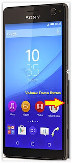 Hard Reset Android Sony Xperia C4