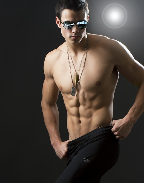 Hot Naked Model 17