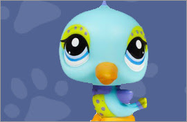 LPS Hummingbird Figures