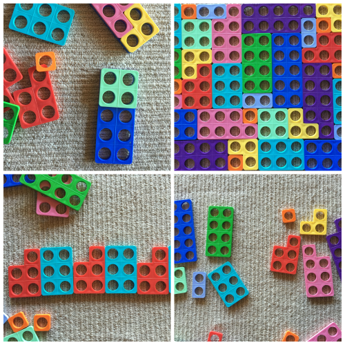Estimation + Numicon - introduce an estimation jar to the classroom to improve numerosity in the early years and use Numicon to help support early number sense | you clever monkey