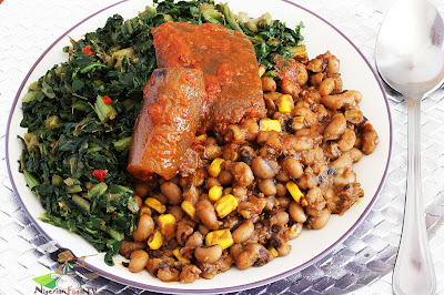 Nigerian food recipes tv nigerian food blog nigerian cuisine you may have already come across the nigerian beans and corn porridgeadalu recipe here on the blog forumfinder Choice Image