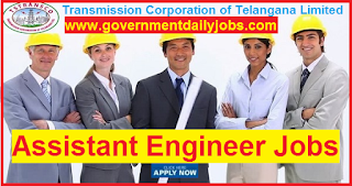 TSTRANSCO AE Recruitment 2018 Notification for 330 Assistant Engineer Vacancy