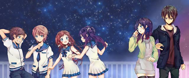 Kumpulan Foto Nagi no Asukara, Fakta Nagi no Asukara dan Video Nagi no Asukara