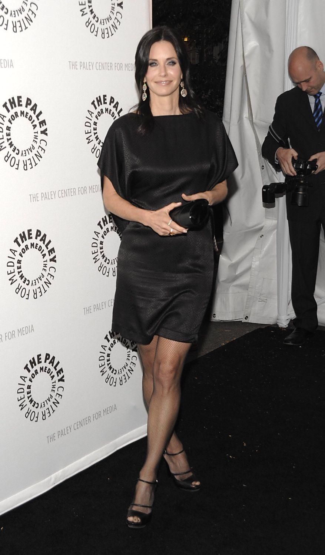 Celebrity Legs 101: Courteney Cox