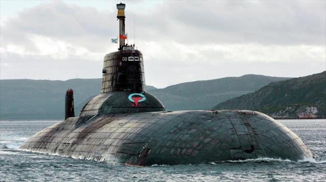 Rusia y China comienzan 8 días de maniobras en aguas en disputa