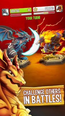 Dragon City v4.6.1 Premium APK MOD Unlimited Money