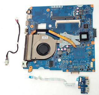 Mainboard Acer E1-470 Bekas