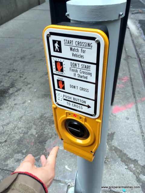 cruzar las calles de nueva york
