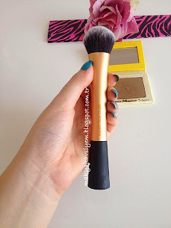 Real Techniques Powder Brush,Blush Brush,Exper Face Brush İncelemesi