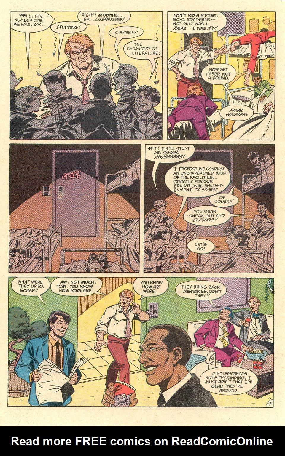 Read online Secret Origins (1986) comic -  Issue #49 - 9