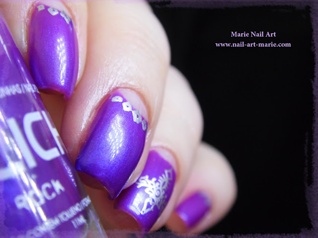 nail art clear jelly stamper4
