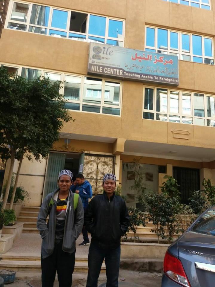 Rumah Anak Yatim Nur Iman Pelajar Rumah Nur Iman Yang Berada Di Mesir
