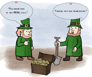 Leprechaun jokes
