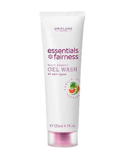 Multi Benefit Gel Wash
