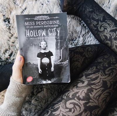Miss Peregrine et les enfants particuliers livre tome 2 avis film Ransom Riggs Coin des licornes Blog lifestyle Toulouse Vanessa Esteve
