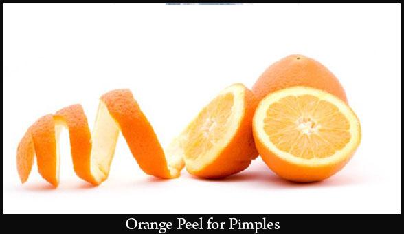 orange-peel-to-get-rid-of-pimples
