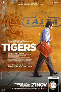 Tigers First Look Poster