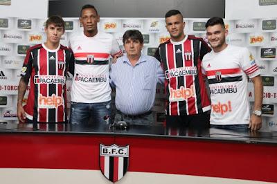 Foto: Rogério Moroti/Agência Botafogo