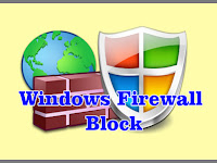 Memblokir Program Update dengan Windows Firewall