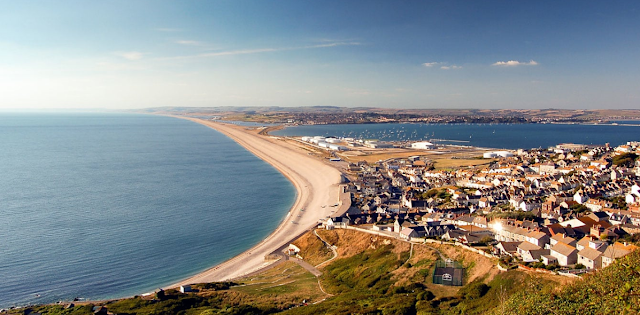 Review On Chesil Beach The Beautiful Scene of The Sea Shore in Abbotsbury United Kingdom