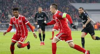 Bayern Munich Tumbangkan Paris St. Germain 3-1 Liga Champions