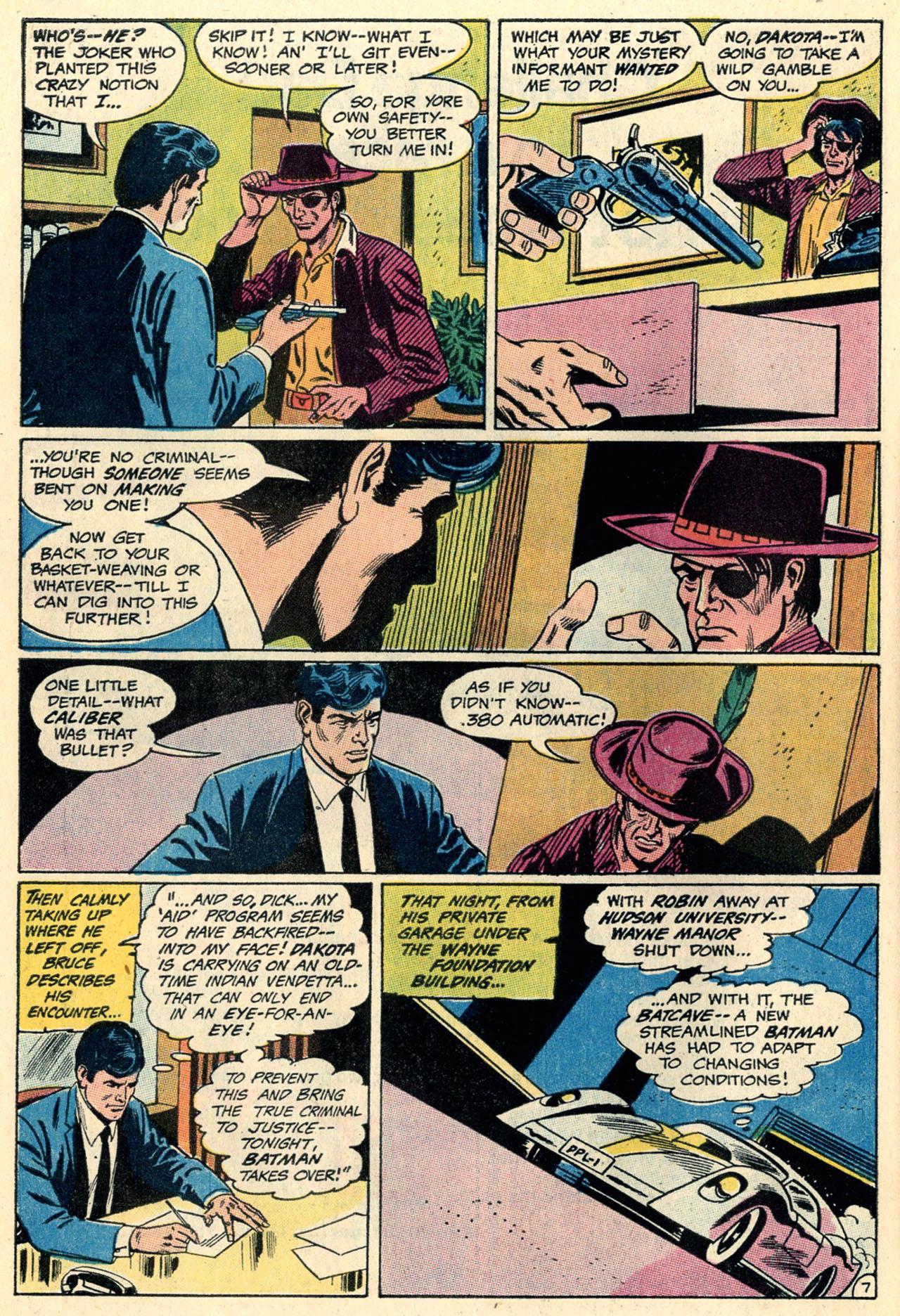 Detective Comics (1937) 394 Page 9