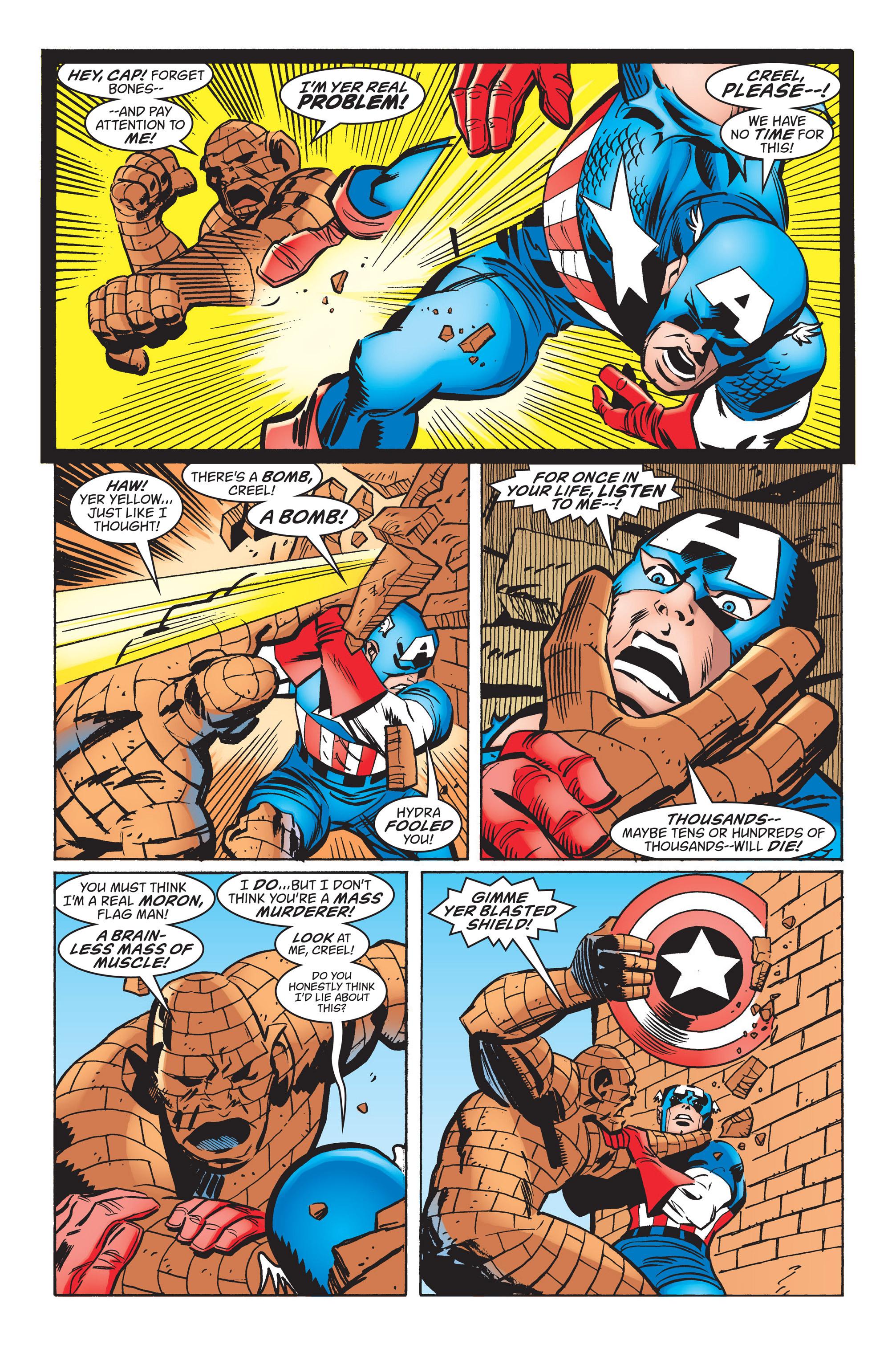 Captain America (1998) Issue #24 #30 - English 21