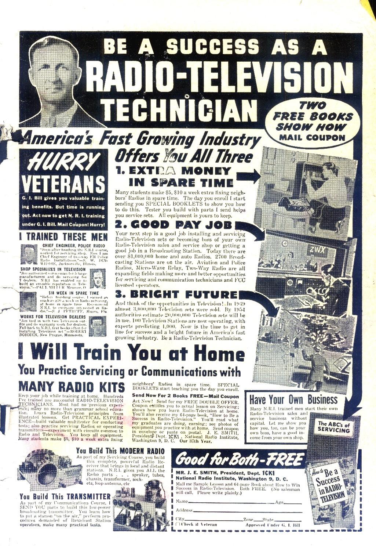 Read online Detective Comics (1937) comic -  Issue #169 - 51