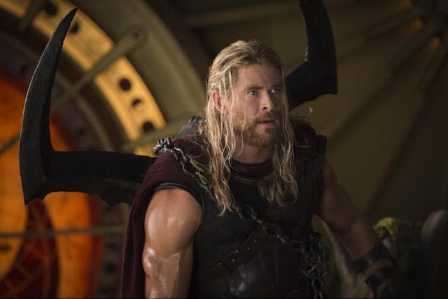 "Marvel Studio's ""Thor: Ragnarok"" - Chris Hemsworth"